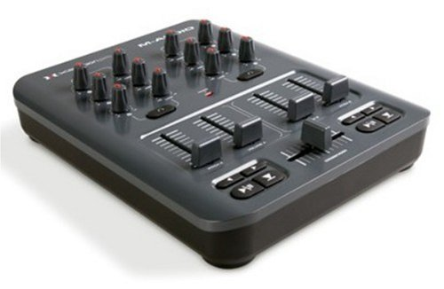 (M-Audio X-Session Pro DJ Midi Mixer Controller)