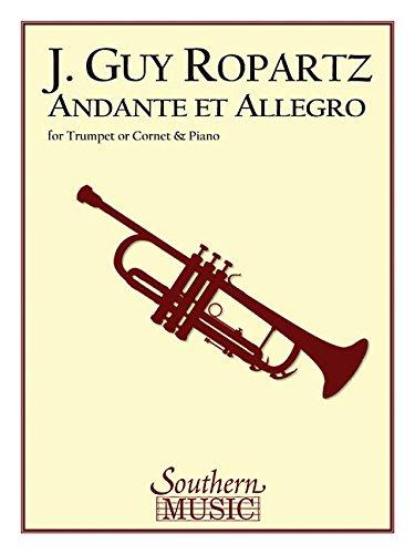 Andante and Allegro: Trumpet