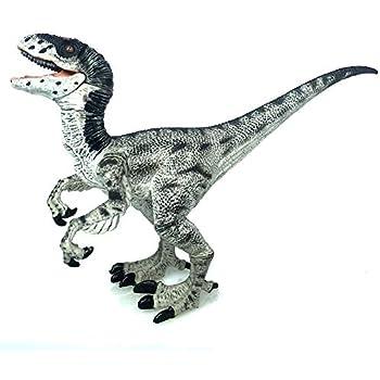 Amazon Com Prehistoric World Dinosaur Diorama Raptor