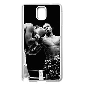 Samsung Galaxy Note 3 Cell Phone Case White_hf61 tyson punch ring boxing sports dark Vavuu
