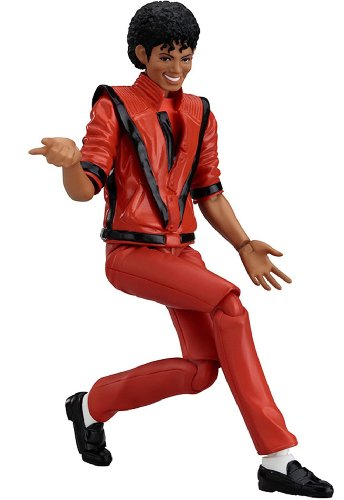 Michael Jackson Thriller Version Figma Action -