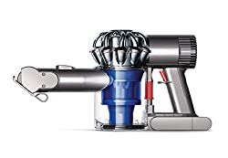Powered by Dyson Digital Motor V6 - The most powerful handheld vacuum 2 Tier RadialTM Cyclones - 15 cyclones, arranged across two tiers, work in parallel to increase airflow and capture more fine dust Up to 20 minutes of Powerful Suction - Dyson V6 T...