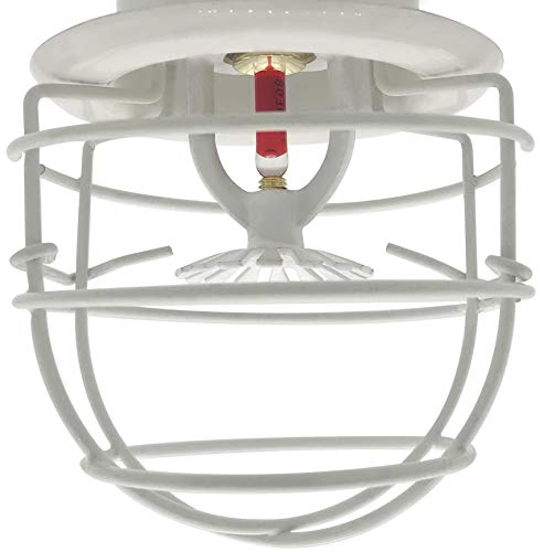 ((6 Pack) Fire Sprinkler Head Guard for 1/2