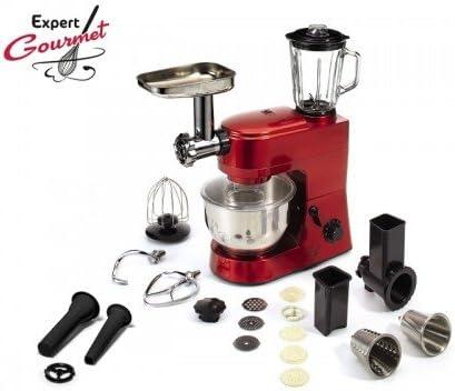 Expert Gourmet Deluxe Rubbi Expert Gourmet Deluxe Deluxe - rubí: Amazon.es: Hogar