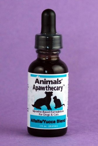 Animals' Apawthecary Alfalfa/Yucca Blend for Dogs and Cats, 1oz, My Pet Supplies