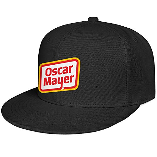 Unisex Stylish Baseball Cap Ryan Newman Checkered Flag Oscar Mayer Outdoor Fit Dad Hat