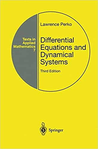 solution manual perko differential equations and dynamical