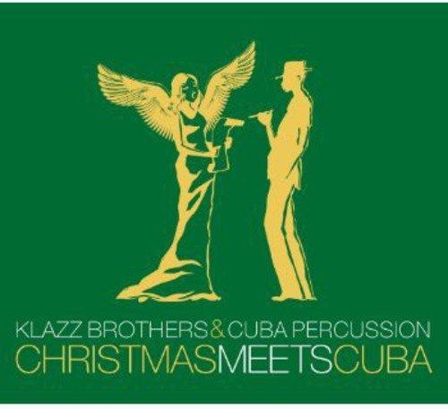 Christmas meets Cuba von Klazz Brothers,Cuba Percussion