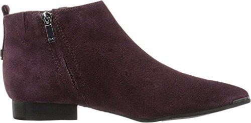 Stivaletto Alla Caviglia Hilary Di Pesc Fisher Ltd, Colore Rosso Scuro, Taglia 6.5