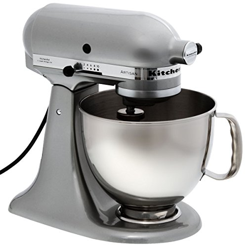 KitchenAid Artisan - Color cromo