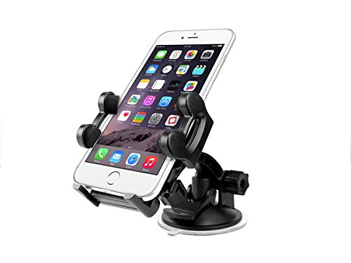 Cellet Car Windshield Phone Holder Mount with Large Suction