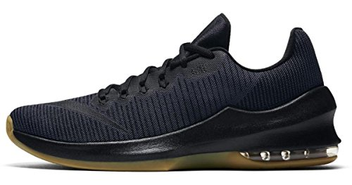 reputable site 01622 28011 Galleon - NIKE Men s Air Max Infuriate 2 Low Basketball Shoe Anthracite  Black-Gum Light Brown Size (14 D US)