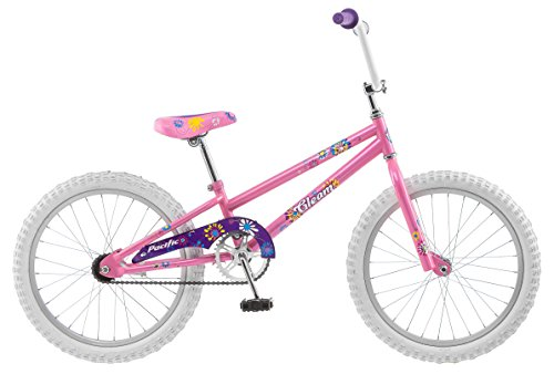 Pacific Girl's Gleam Bicycle, 20-Inch, Pink