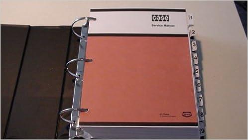 Case Service Manual 680 CK Series B & C Loader Backhoe