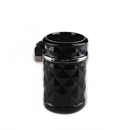 Portable LED Light Car Truck Auto Cigarette Ashtray Holder Cup