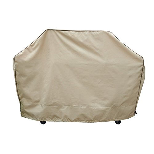 Seasons Select CVG01453 55-Inch Grill Cover, Small, Almond Review