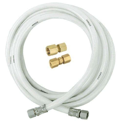 5 foot water hose for ice maker - 7