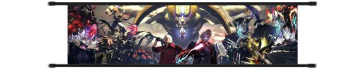 Devil May Cry Anime Fabric Wall Scroll Poster  Inches -Devil