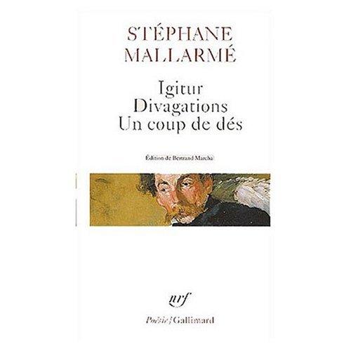 Igitur Divagations Un Coup De Des [Pdf/ePub] eBook