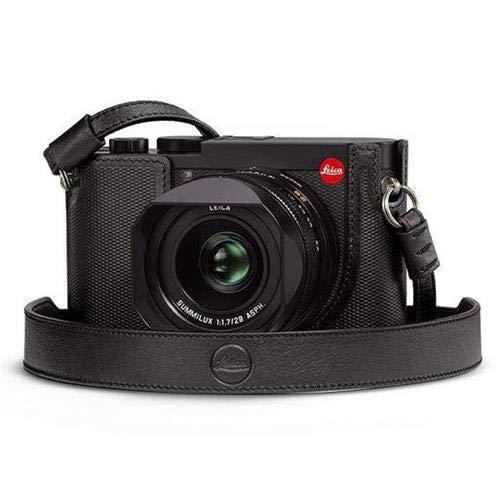 Leica Q2 キャリーストラップ ブラック 19570 B07S2DJ8SY