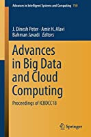 Advances in Big Data and Cloud Computing: Proceedings of ICBDCC18 Front Cover
