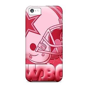 HSZ1792Ljkj Dallas Cowboys Fashion Tpu 5c Case Cover For Iphone