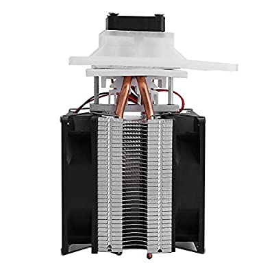 Semiconductor Refrigeration, 12V Cooling Thermoelectric Peltier Semiconductor Refrigeration Thermoelectric Peltier Air Cooling Dehumidification System Thermoelectric Cooler