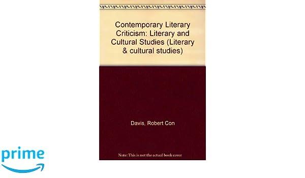 Amazon Com Contemporary Literary Criticism Literary And Cultural