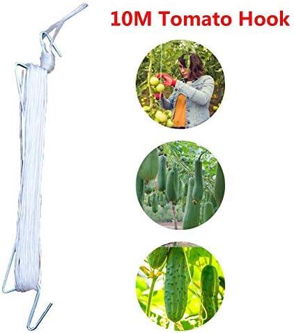 Tomatenstützseil für Pflanzenwachstum 10m Tomatenstützseil