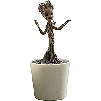 031976d416ed Les Gardiens de la Galaxie - Figurine Baby Groot Little Groot 1 4 Scale 12cm