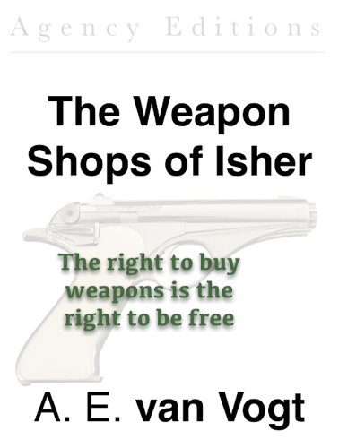 (The Weapon Shops of Isher)