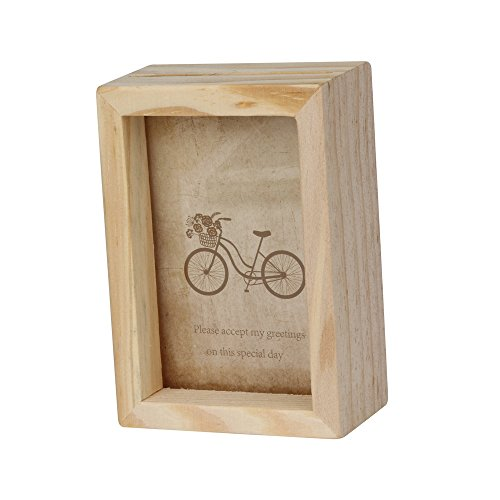 Rukiwa Destop style Photo Frame, New Home Decor Wooden Picture Frame