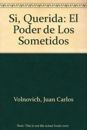 Libro Si Querida Yes Dear Juan C Volnovich Epub Rabcakurrent