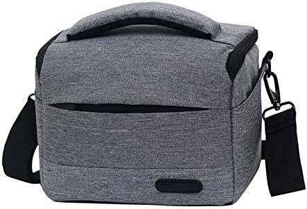 GuiPing Waterproof DSLR Camera Bag for Nikon Canon Sony Panasonic etc Camera Size:Small Durable Color : Coffee