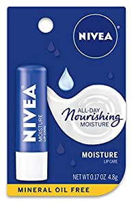 NIVEA Moisture Lip Care, 4.8g