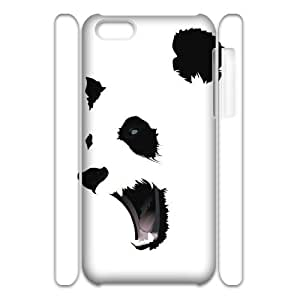 SOPHIA Phone Case Of pandas illustration cute girl for iPhone 5C