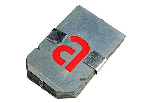 Bonum Signierschablonen, Buchstaben-Set, klein, A-Z, 936851