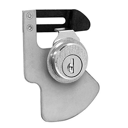 Salsbury Industries 3676 Replacement Tenant Parcel Locker Lock with 2 Keys by Salsbury Industries