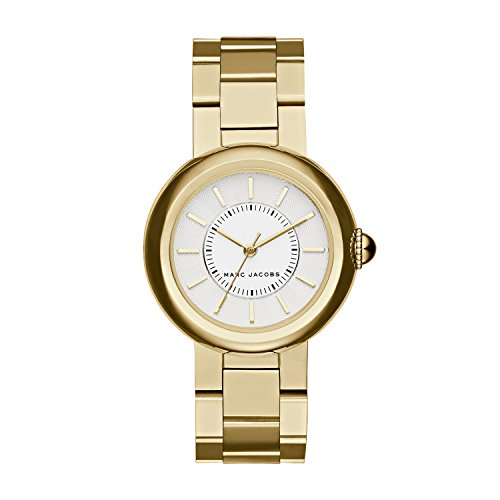Marc Jacobs Women's Courtney Gold-Tone Watch - - By Jacobs Buy Marc Marc