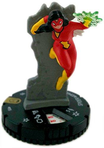 予約販売 Marvel Heroclix: Agent Nick Heroclix: Fury, Agent Marvel of Shield Spider-Woman 055 B01461FIR8, 【驚きの値段】:92948cbb --- arianechie.dominiotemporario.com