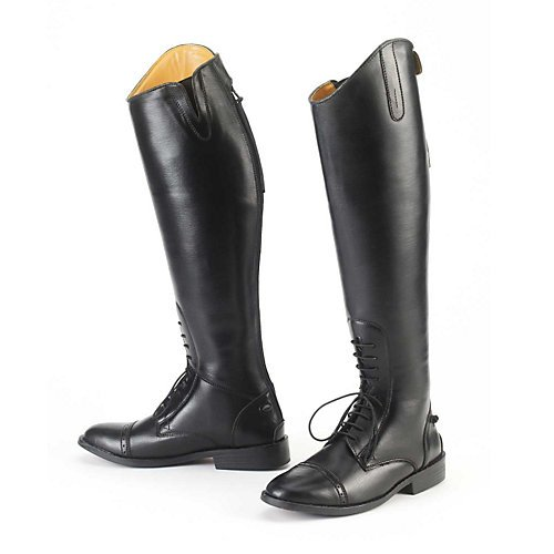 - Equistar - Ladies' Field Boot (All-Weather) 9 Regular Black