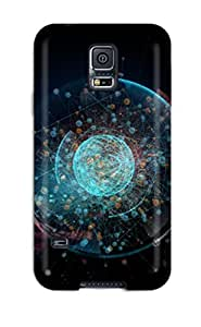 Molecules Case Compatible With Galaxy S5/ Hot Protection Case
