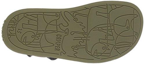 Camper Bicho, Sandalias de Gladiador Para Niños Multicolor (Multi - Assorted 002)