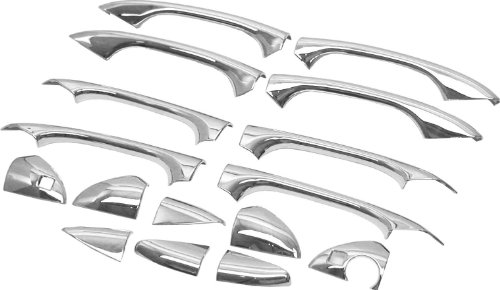 URO Parts CDH-220HANDLE Chrome Door Handle