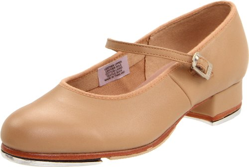 Bloch Women's Tap On Tap Shoe,Tan,5.5 M US