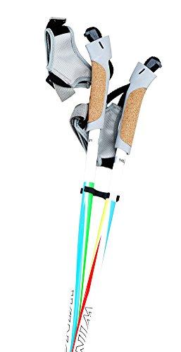 WINGET 100% Carbon Fiber Cross X Country Ski Poles XC 100