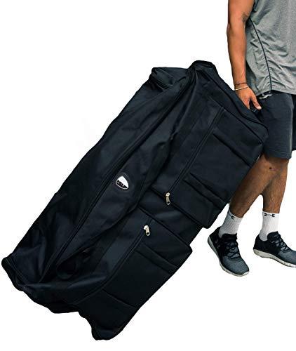 extra large duffle bag wheels - 5