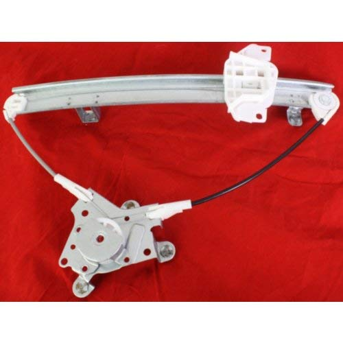 Elantra Power Regulator Window Hyundai (Garage-Pro Window Regulator for HYUNDAI ELANTRA 96-98 REAR RH Power)