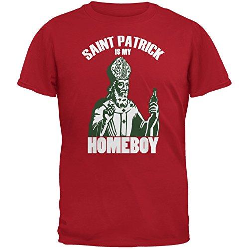 Old Glory Herren T-Shirt Rot Rot