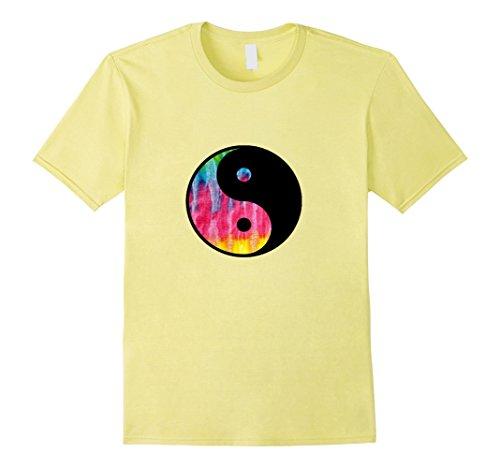 yin yang shirt tie dye - 5